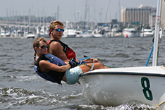 Advanced Sailing at Charleston Community Sailing
